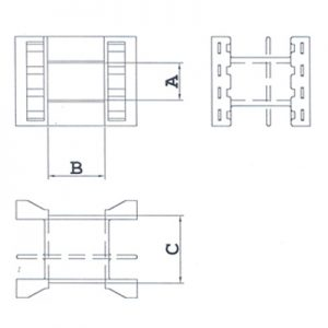 PTCD (Para Terminal Com Divisória) – Modelo 1
