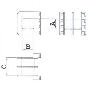 PTCD (Para Terminal Com Divisória) – Modelo 3